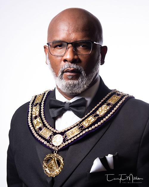 GLMOPHA MW Grand Master Lamont Mitchell